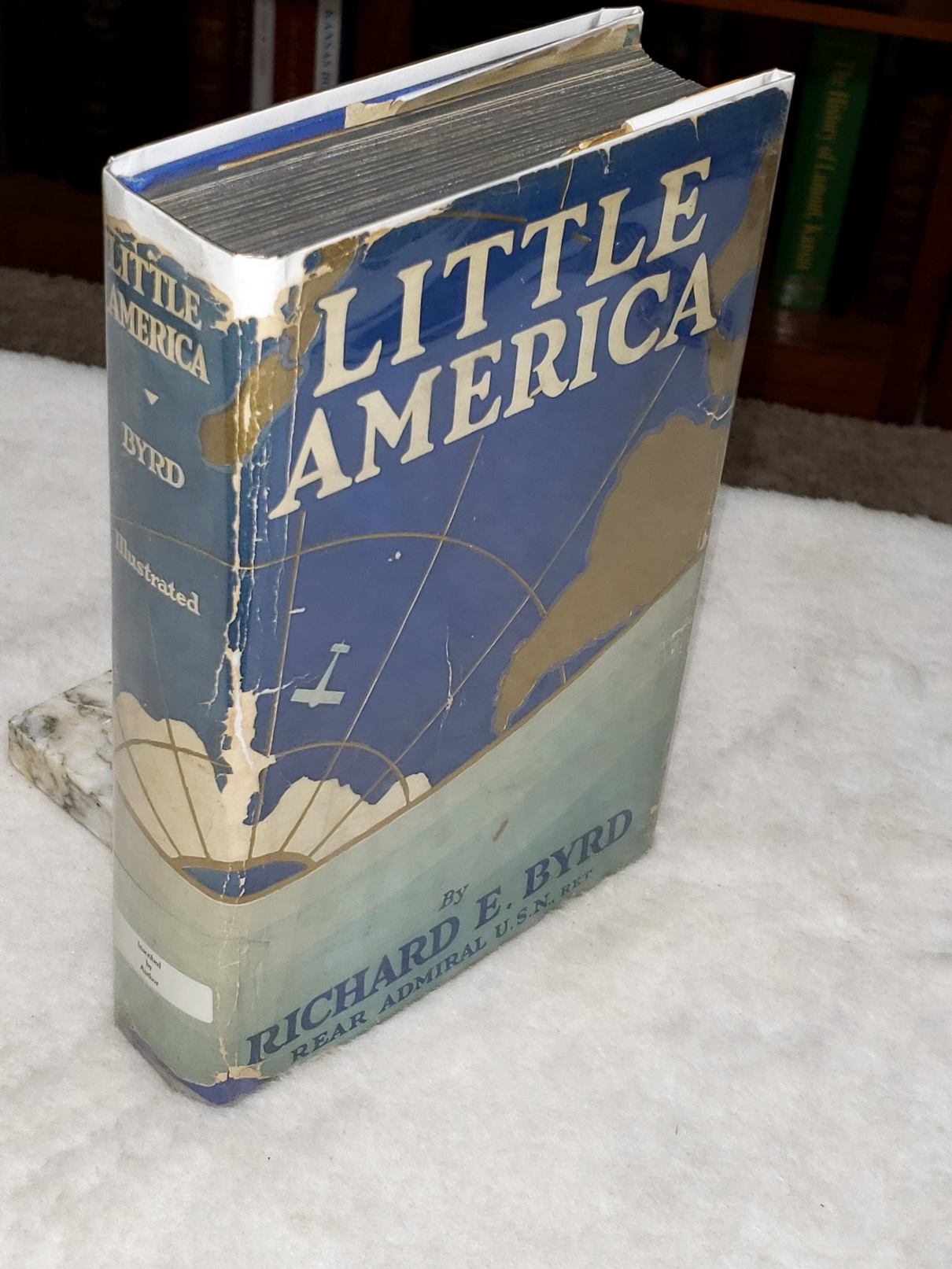 Image for Little America:  Aerial Exploration in the Antarctic; The Flight to the South Pole