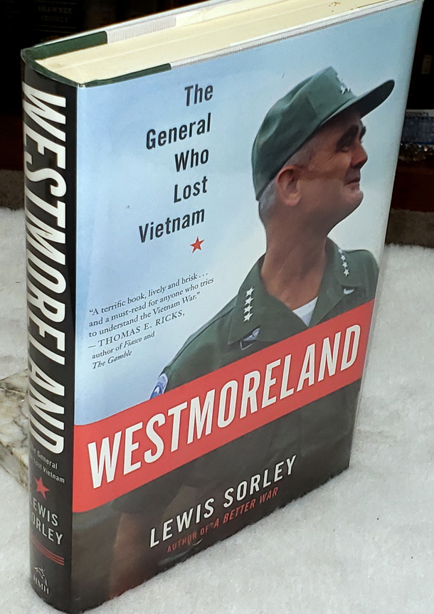 Image for Westmoreland:  The General Who Lost Vietnam