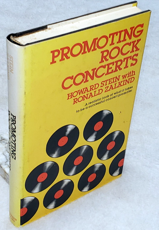 Image for Promoting Rock Concerts