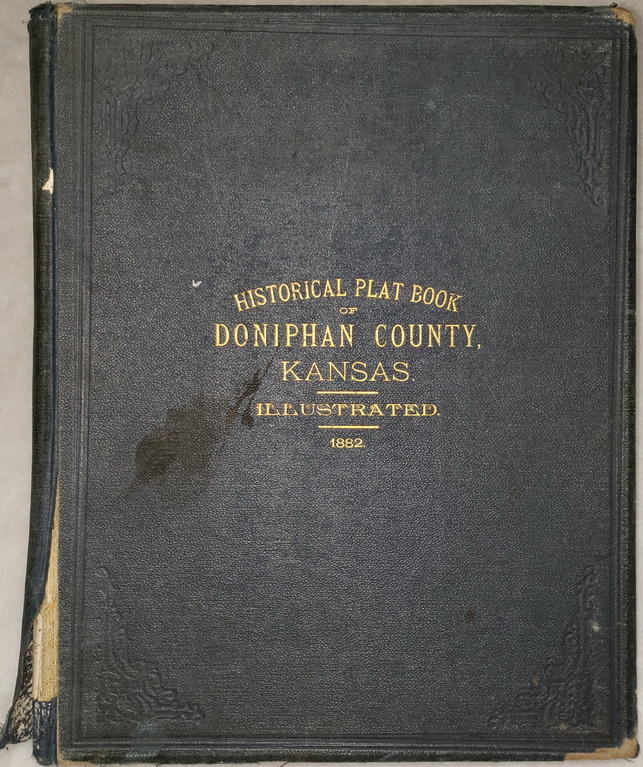 Image for Historical Plat Book of Doniphan County, Kansas