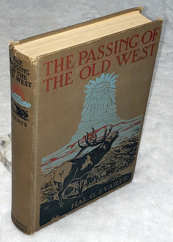Image for The Passing of the Old West