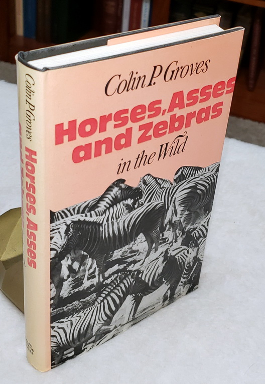 Image for Horses, Asses and Zebras in the Wild