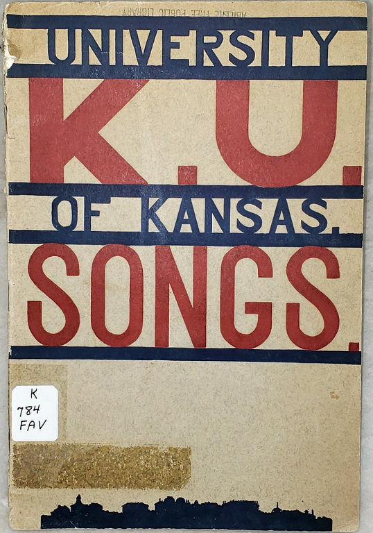 Image for Favorite Songs Used at The University of Kansas