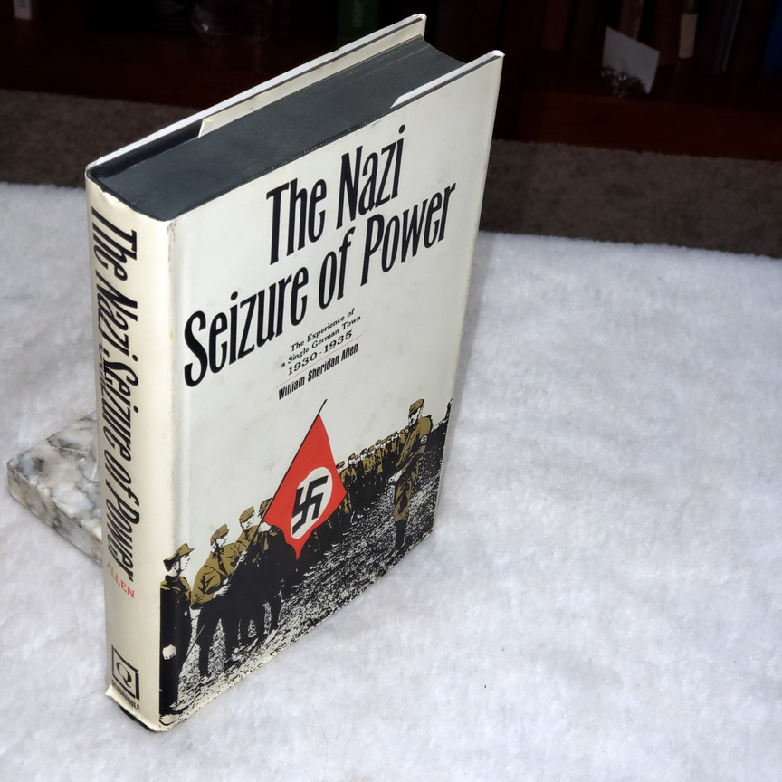 Image for The NAZI Seizure of Power:  The Experience of a Single German Town, 1930-1935
