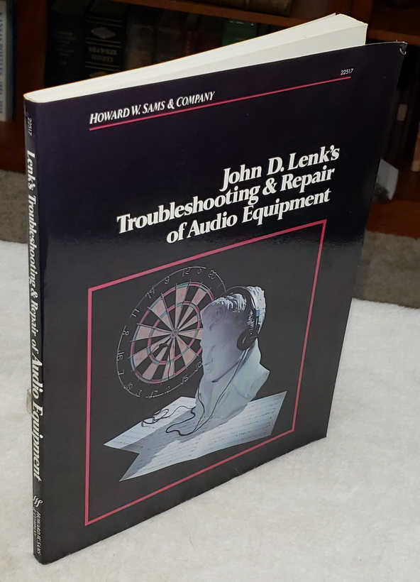 Image for John D. Lenk's Troubleshooting & Repair of Audio Equipment