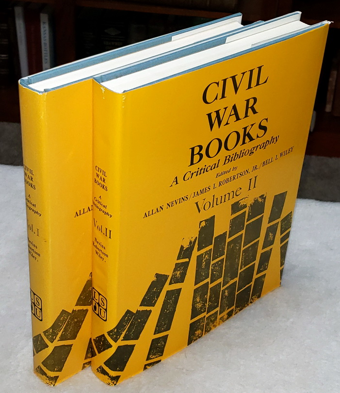 Image for Civil War Books:  A Critical Bibliography (Two Volumes)
