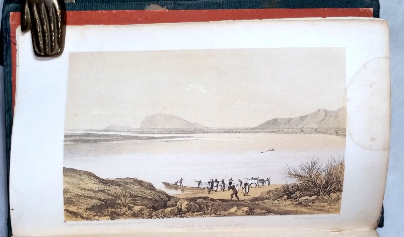 Image for Travels and Discoveries in North and Central Africa:  Being a Journal of an Expedition Undertaken Under the Auspices of H.B.M.'s Government, in the Years 1849-1855 (Five Volumes)