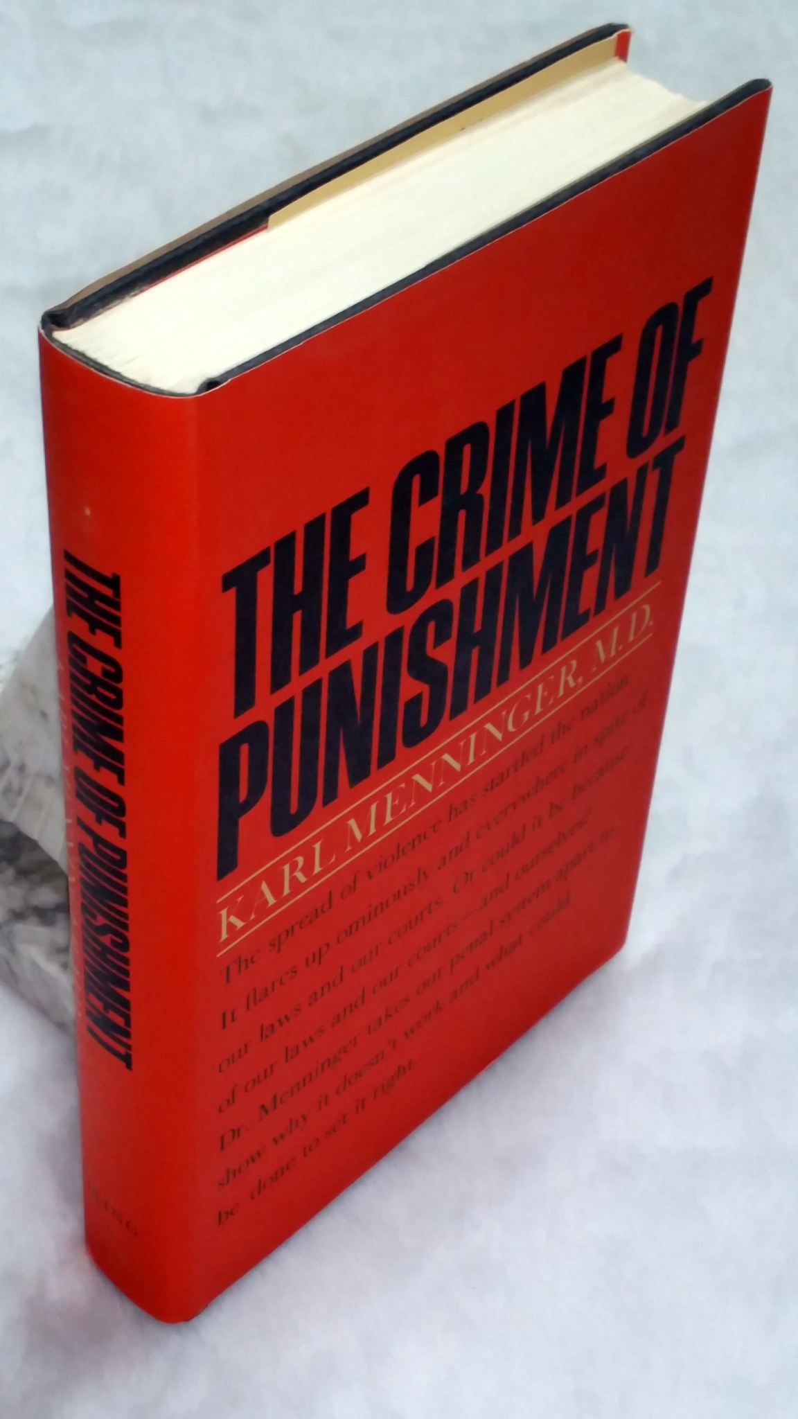 Image for The Crime of Punishment