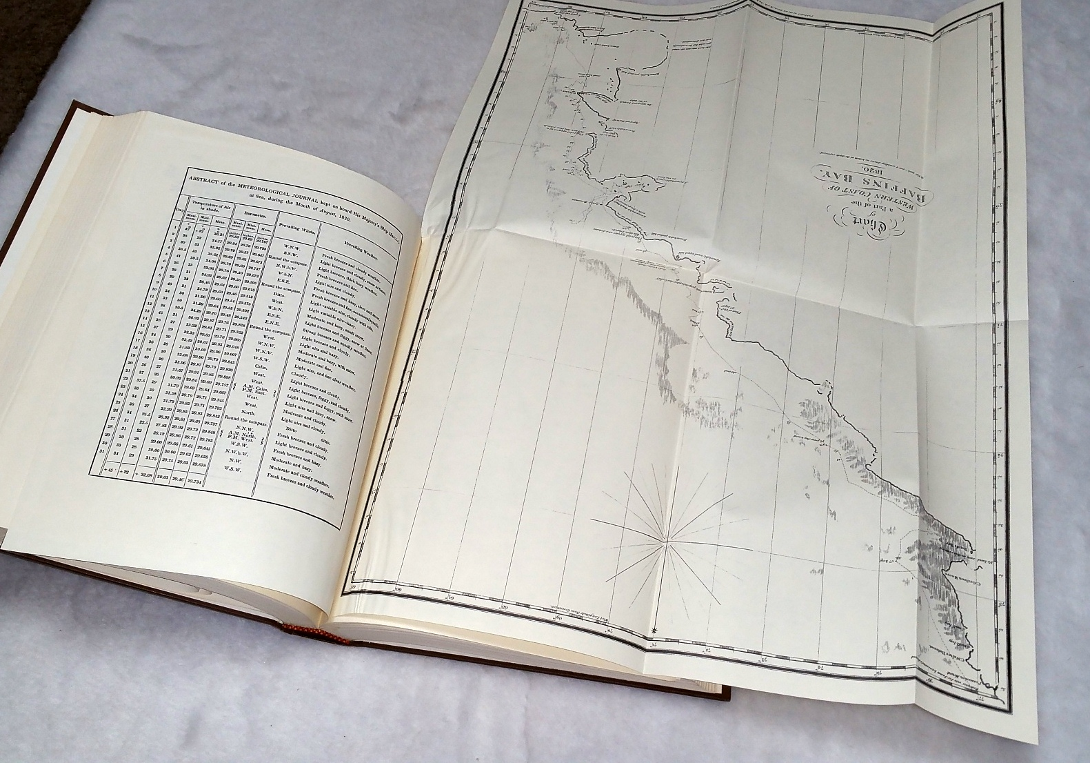 Image for Journal of a Voyage for the Discovery of a North-West Passage from the Atlantic to the Pacific; Performed in the Years 1819-20, in His Majesty's Ships Hecla and Griper, Under the Orders of William Edward Parry, R.N., F.R.S...
