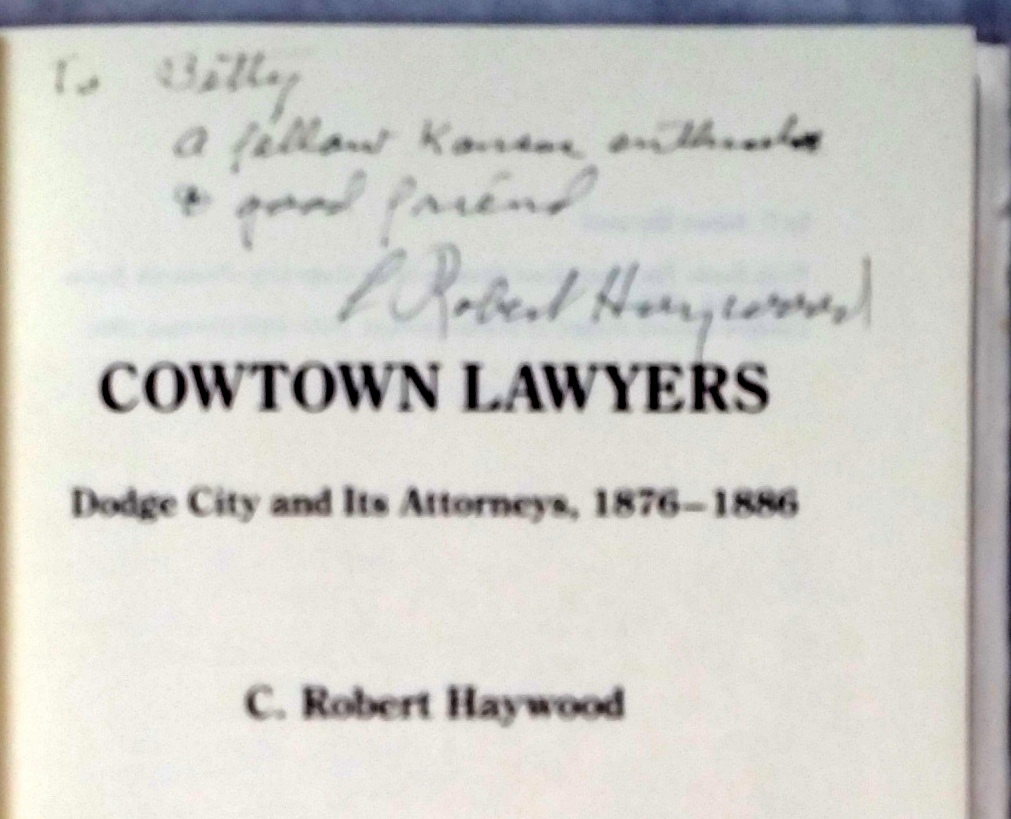 Image for Cowtown Lawyers: Dodge City and Its Attorneys, 1876-1886