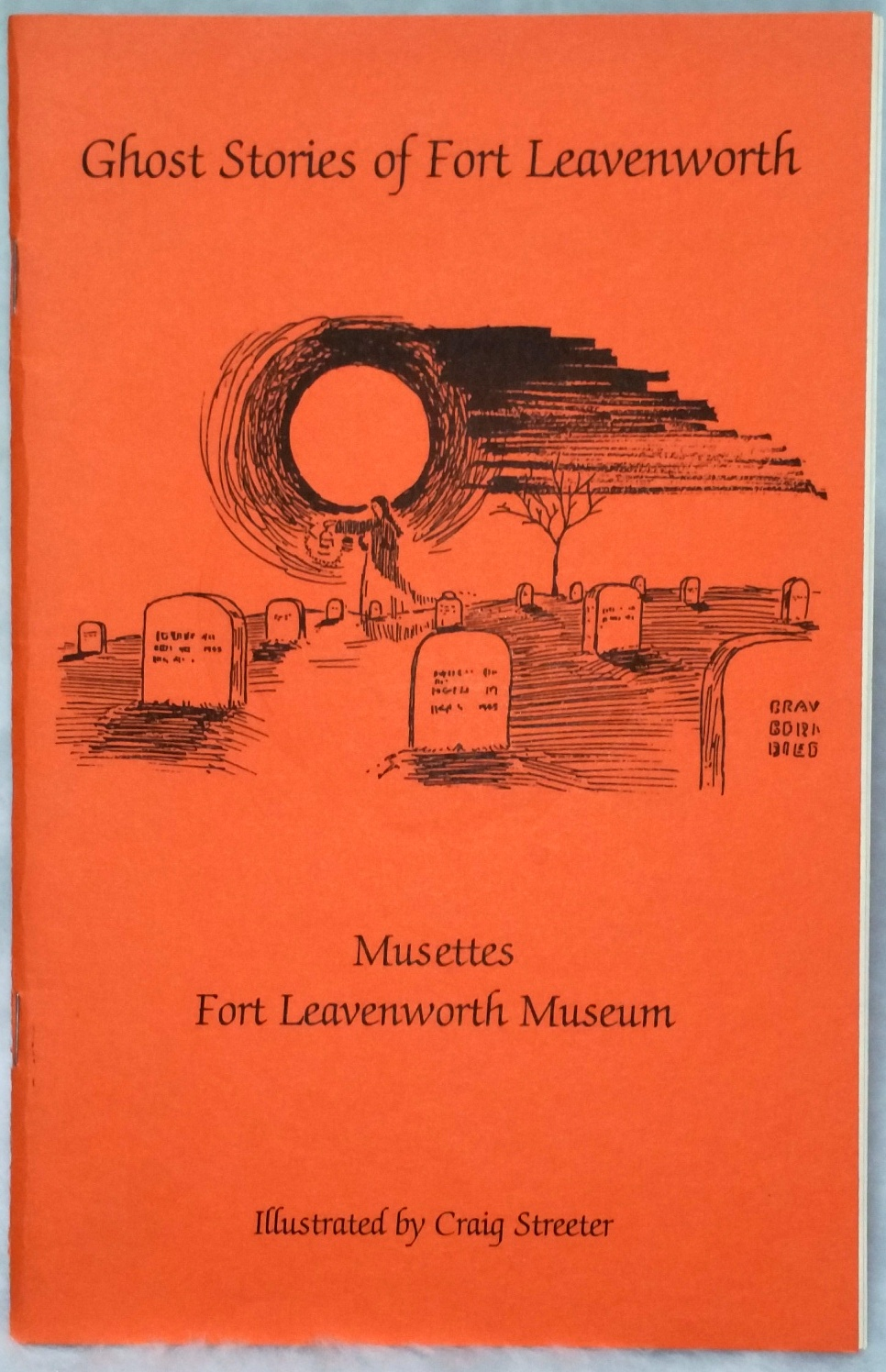 Image for Ghost Stories of Fort Leavenworth