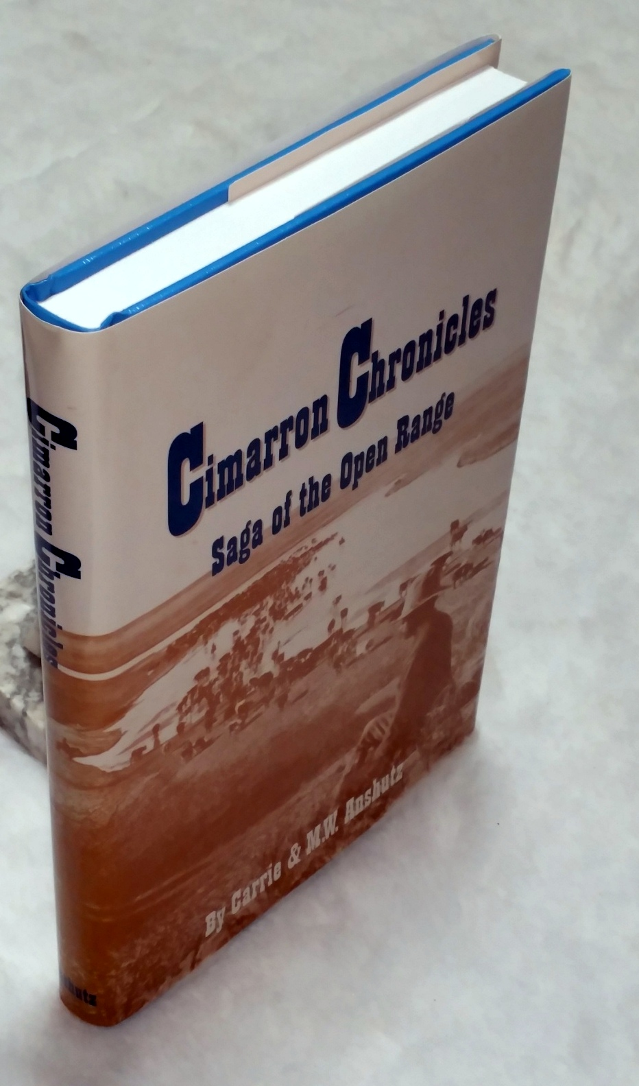 Image for Cimarron Chronicles:  Saga of the Open Range