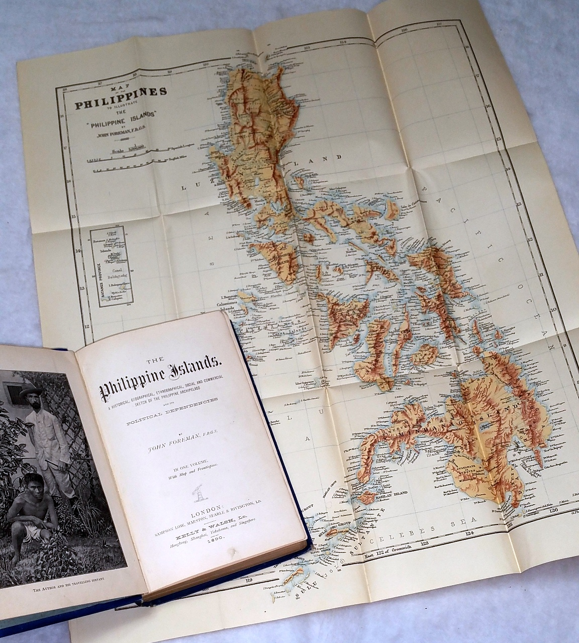 Image for The Philippine Islands:  A Historical, Geographical, Ethnographical, Social and Commercial Sketch of The Philippine Archipelago and it Political Dependencies