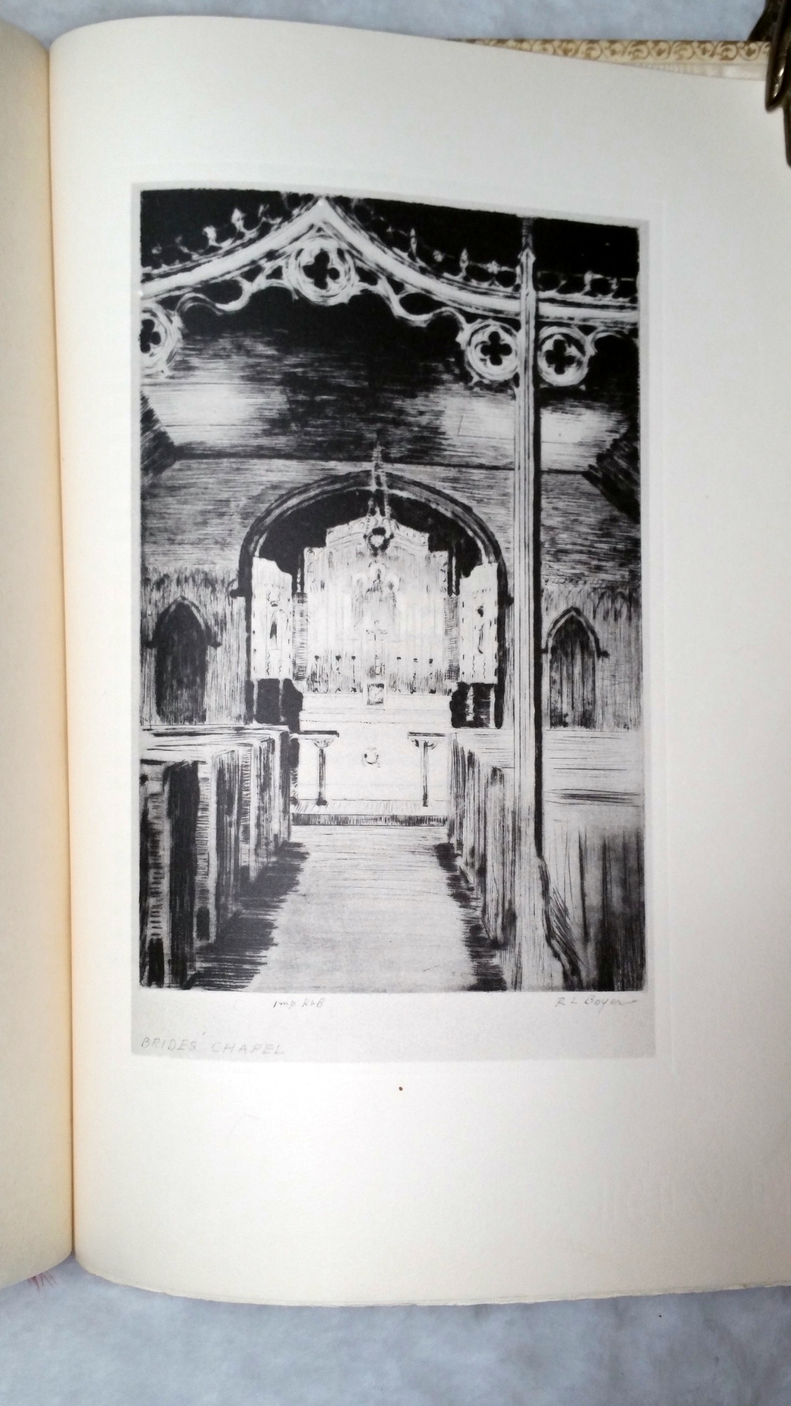 Image for Through the Lich-Gate:  A Biography of the Little Church Around the Corner
