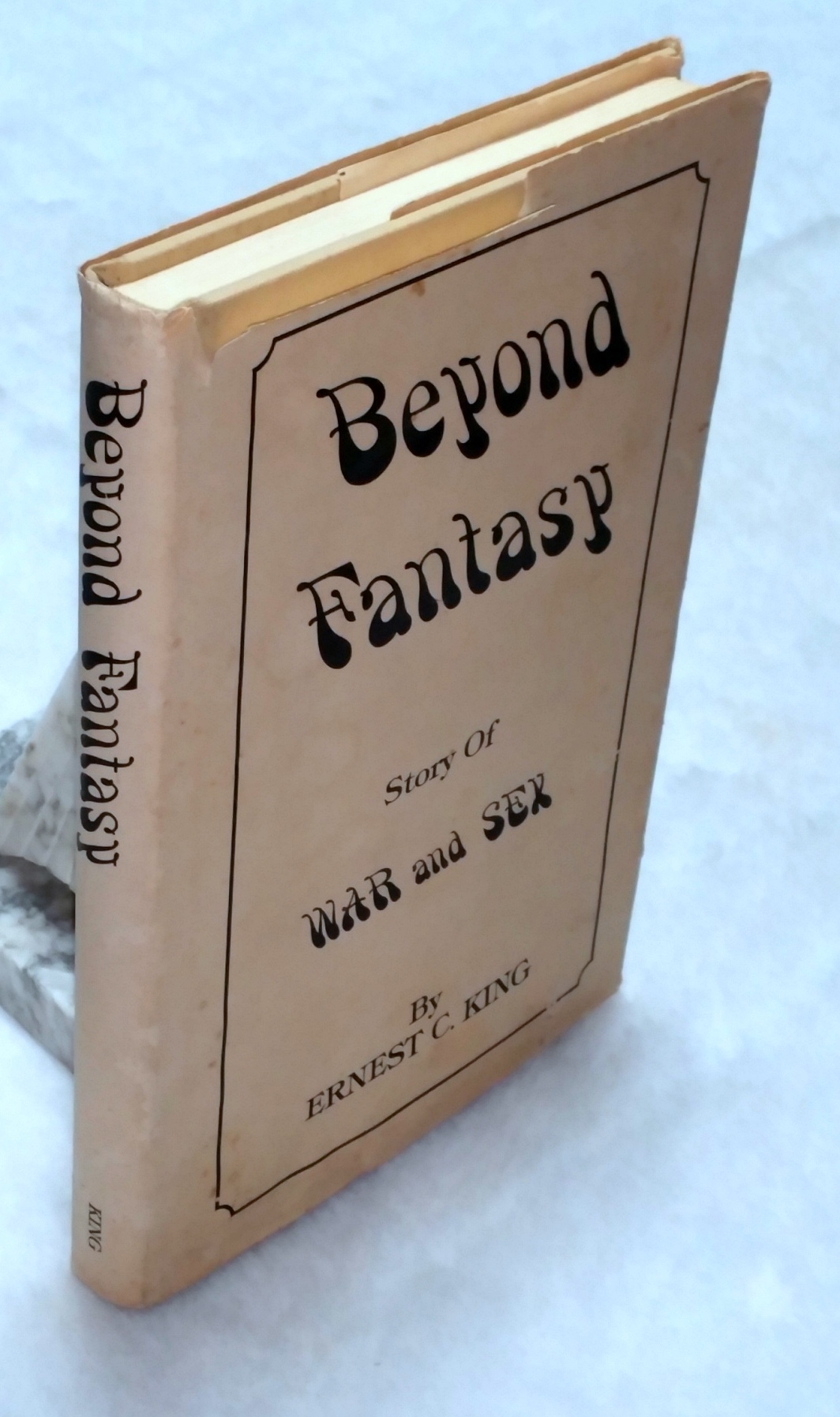 Image for Beyond Fantasy: Story of War and Sex