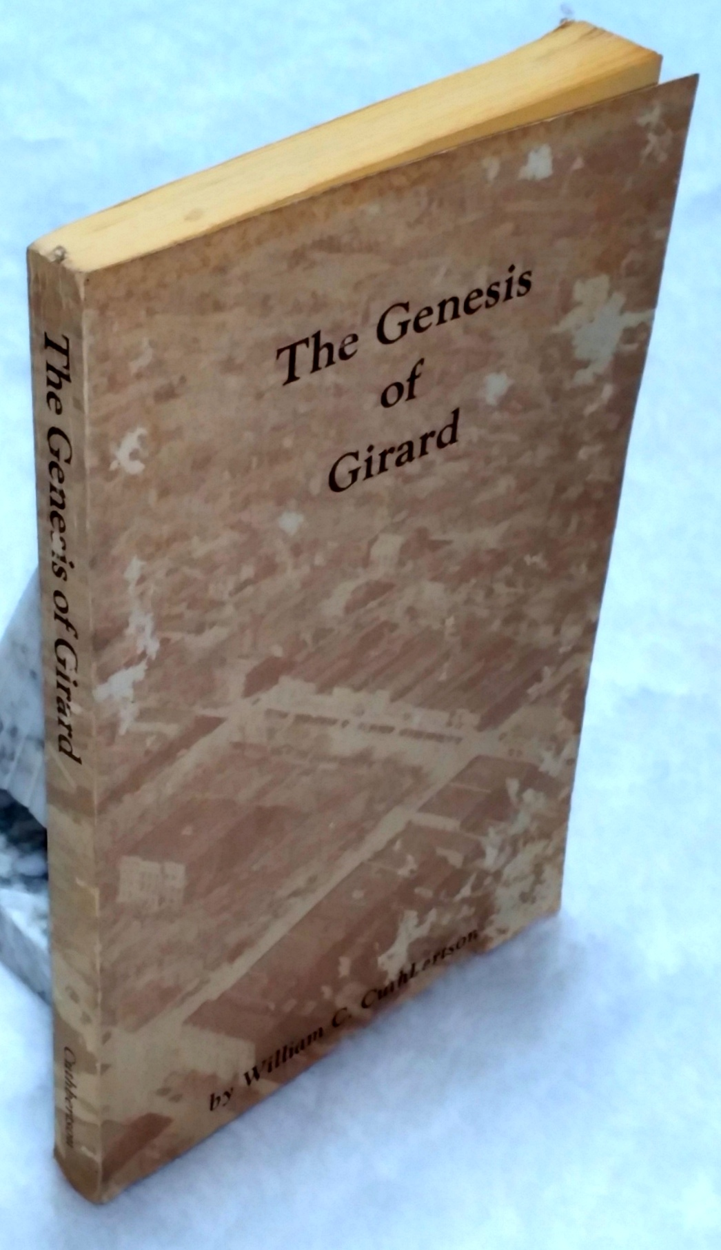 Image for The Genesis of Girard