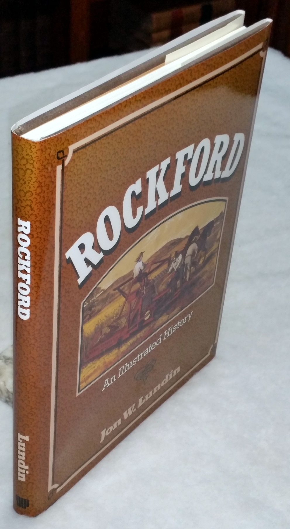 Image for Rockford:  An Illustrated History